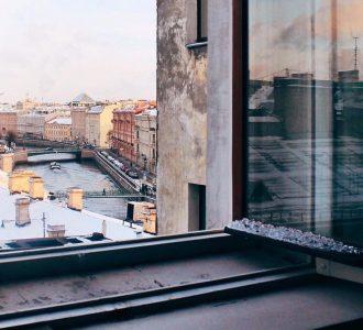 Экскурсия по центру Петербурга.