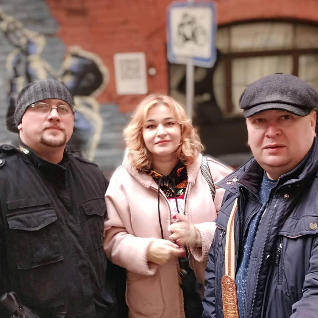 Экскурсии в Санкт-Петербурге
